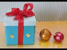 paper gift boxes easy origami gift box how to make a small paper gift box in 5