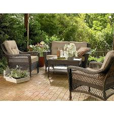 Deep Seat Outdoor Furniture by Country Living 65 50974 Concord Deep Seat Patio Set Sears Outlet