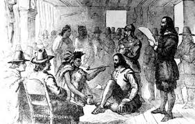 history of plymouth plantation by william bradford part 2 of plymouth plantation unit one origins and encounters