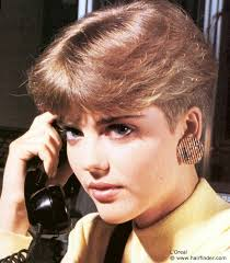 1980s wedge haircut 80s ghort hair beauty treaments pinterest short hair