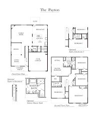 dr horton floor plans entrancing longwood with the d r homes plan