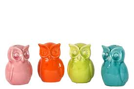 urban trends owl piggy bank u0026 reviews wayfair