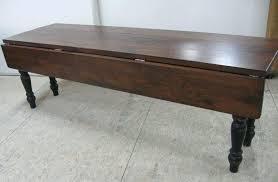 Drop Leaf Pedestal Table Drop Leaf Side Table U2013 Thelt Co