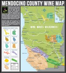 Temecula Winery Map Mendocino Wine Country California Winery Advisor