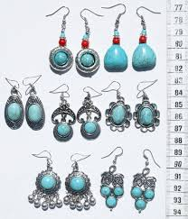 turquoise stone best turquoise stone earrings photos 2017 u2013 blue maize