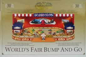 mr gold label collection world s fair bump and go ride