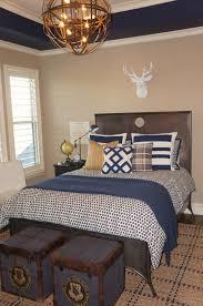 boy u0027s room navy paint u0026 accents blue nest design decorate