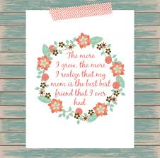 Mother S Day Gift Quotes Diy Mother U0027s Day Gifts
