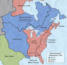 Spanish Map Of North America by Chapter 4 Building The First Colonies Lessons Tes Teach