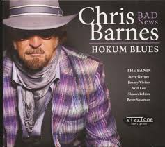 Chris Barnes Chris Barnes Cd Hokum Blues Cd Bear Family Records