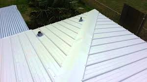 Hip Roof Images by Metal Roofing Hip Roof Complete Youtube