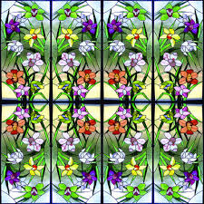 Stained Glass Window Decals Stained Glass Window Film