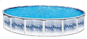 many gallons of water are in my swimming pool