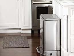 simplehuman in cabinet trash can marvelous kitchen interesting simplehuman trash on dark pergo for