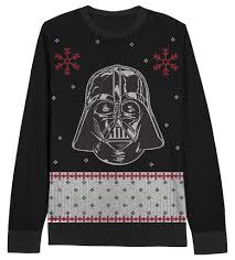 wars darth vader youth black sweater