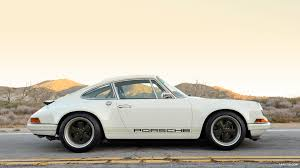 wallpaper classic porsche singer porsche 911 white side hd wallpaper 31
