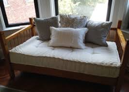 Daybed With Mattress Custom Daybed Mattresses Get The Size Look You Want