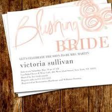 etsy wedding shower invitations bridal shower invitations blushing by steinbeckdesign etsy