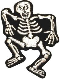 Dancing Halloween Skeleton by Amazon Com Single Count Custom And Unique 2