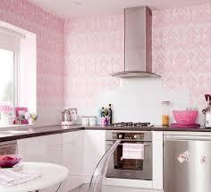 küche pink küche wandfarbe 40 ideen für farbgestaltung der küche freshouse