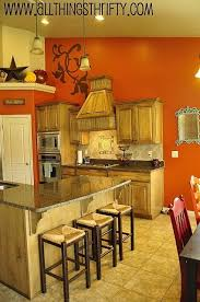 orange kitchen ideas orange kitchen ideas home design interior and exterior spirit