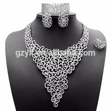 silver jewellery necklace sets images Turkish jewelry set 925 sterling silver new gold chain design jpg