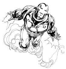 avengers april iron man inks robert atkins art