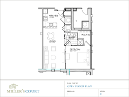 open house plans with photos floor plans