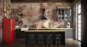 industrial kitchen kitchen scene 3d model