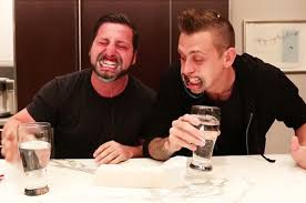 Challenge Romanatwood Mccarthy Mouthguard Challenge Becomes A Viral Hit