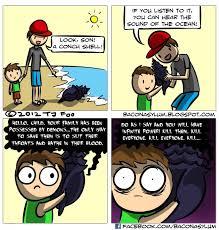 The Conch Has Spoken Meme - the magic conch meme by laurentaylorful memedroid