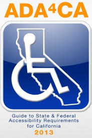 Handrail Height Code California California Ada California Ada Compliance