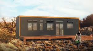 Prefab Homes by Is Prefab Becoming The Way To Go For Tiny Houses Grindtv Com