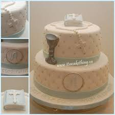 first communion cake cakesdecor cakes ideas pinterest