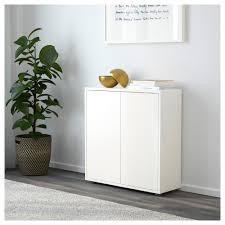 Ikea 2 Door Cabinet Eket Cabinet With 2 Doors And 2 Shelves Ikea