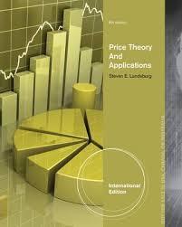 Steven Landsburg The Armchair Economist Price Theory And Applications Steven E Landsburg 9781285183756