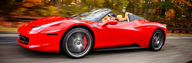 how much 458 spider 458 italia spider rental los angeles rent a 458