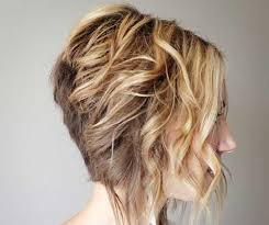 how to stlye a stacked bob with wavy hair 15 short stacked haircuts short hairstyles 2016 2017 most