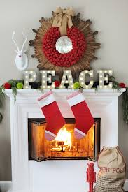 12 days of christmas day 11 12 amazing christmas mantels the