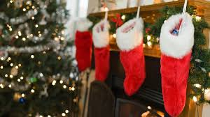 christmas stockings u2013 fireplace u2013 happy holidays
