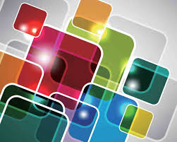 powerpoint templates containing dices with download colorful