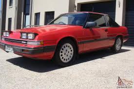 mazda sa 929 original 2 0l turbo coupe rare 5speed manual no reserve in
