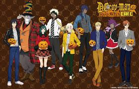 halloween d d gray man halloween cafe