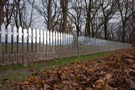 forget white picket fences this one reflects its surroundings
