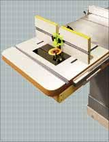 table saw router combo mlcs woodworking router table headquarters