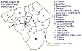 map of lancaster county pa district info lancaster county democratic committee