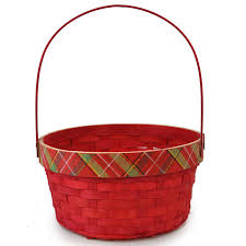 empty gift baskets swing handle baskets and fixed handle baskets for gift basket