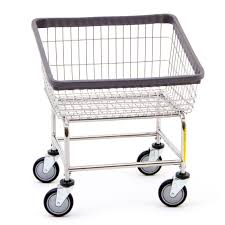 Ideas For Laundry Carts On Wheels Design Decor Textile Innovations Basket Rolling Laundry Cart With Wheels