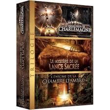 la chambre d ambre photos trilogie aventure le trésor perdu de charlemagne le mystère de