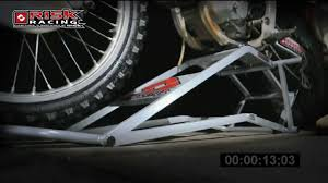motocross bike lift risk racing rr1 ride on motocross lift stand we have lift off